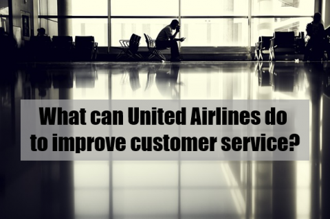 Improving Customer Service at United Airlines